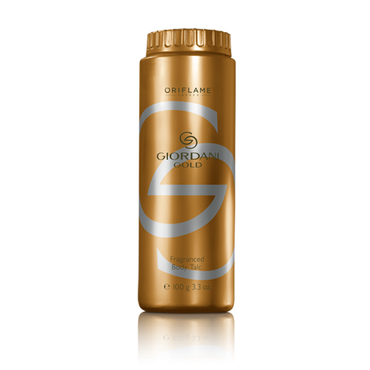 Giordani Gold Fragranced Body talc 24173