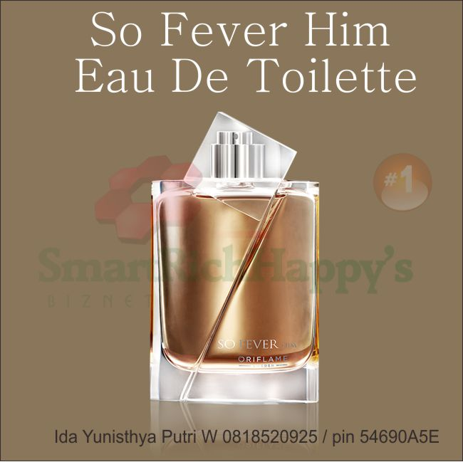 So Fever Him Eau De Toilette 31074