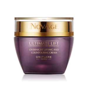 31541 NovAge Ultimate Lift Overnight Lifting & Contouring Cream